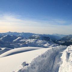 Acht schneesichere Skigebiete für die Osterferien - ©Henning Heilmann