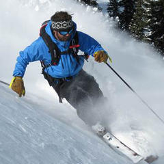 Fresh pow on the mountain - ©Visit Jackson Hole