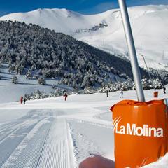 pistes de ski La Molina - ©Station de ski de La Molina