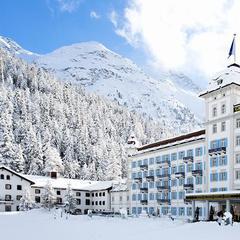 Skigebiete mit Casinos: For the players! - ©Kempinski Grand Hotel des Bains St. Moritz