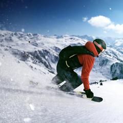 Skifahrer in Arosa Lenzerheide - ©lassedesignen - Fotolia.com
