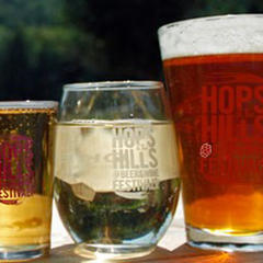 Hops in the Hills Brewfest