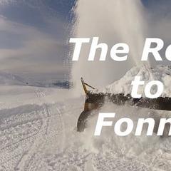 Štart sezóny na ľadovci Fonna