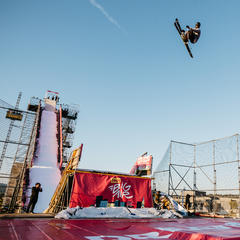 Sosh Big Air 2016 - ©High Five Festival 2016  - Pierre MOREL