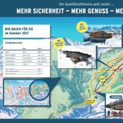 Neubau der Ifen-Bahn im Kleinwalsertal - ©www.ok-bergbahnen.com
