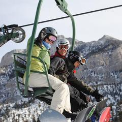 Las Vegas S&S NV lift boarders