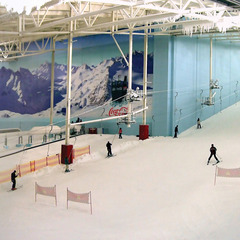 Main slope, Chill Factore, UK