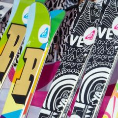 Bourses aux skis