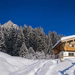 Skiurlaub: Lodge statt Luxushotel