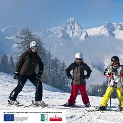 Skifahren in der Urlaubsregion Pyhrn-Priel - ©OÖ Tourismus Erber