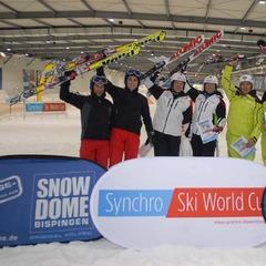 - ©Synchro Ski Association