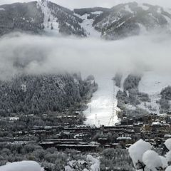 Aspen Mountain October morning