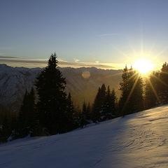 Sonnenuntergang - ©Osttirol