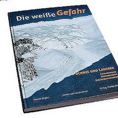 Ein Buch über Schnee und Lawinen von Martin Engler - ©Verlag Martin Engler