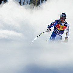 Peter Fill erreicht als fünfter das Ziel - ©Alexis BOICHARD/AGENCE ZOOM