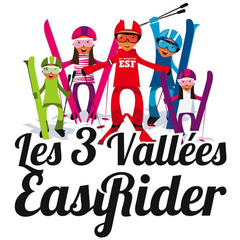 Logo 3 Vallees Easy Rider