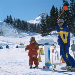 Kids' lessons Adelboden