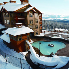 Lodging at Big White