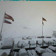 Passo Stelvio - Neve 15 Ottobre