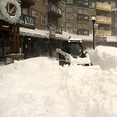 Snowshoe Mountain Resort is getting dumped on. Photo Courtesy of Snowshoe Mountain Resort