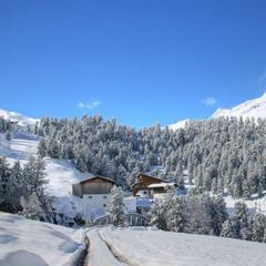 First snow in Obergurgl, October 2012
