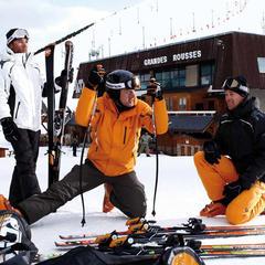 L'échauffement, à ne pas négliger pour éviter les blessures au ski - ©Stefcande.com
