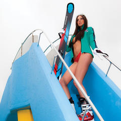2013 Ski Instructor Swimsuit Calendar