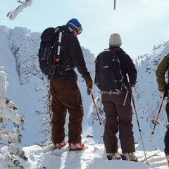 Rent out Anthony Lakes with your buddies for the ultimate ski day. - ©Anthony Lakes