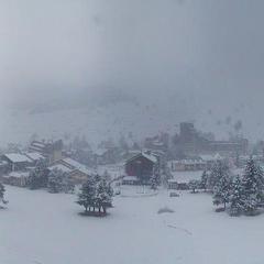 Les Deux Alpes. Nov. 28, 2012