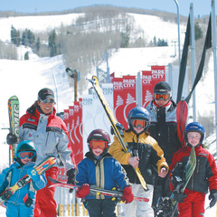 Park City ski school