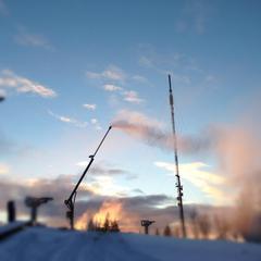 Åpning i Tryvann onsdag 5 desember 2012