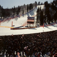 Top five Olympic downhill ski runs