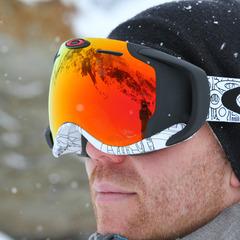 Die Oakley Airwave: Die Zukunft der Schneebrille?