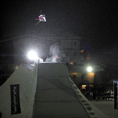 Gloryfy Freeski and Snowboard Contest at Zillertal Arena