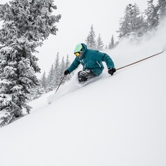 Snowbird athlete Ben Wheeler