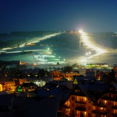 Night Skiing at Willingen