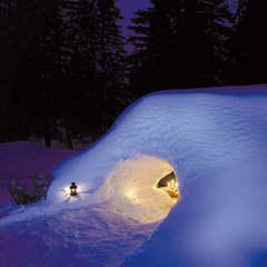 Dormir dans un igloo.. Vous en rêviez… Pralognan l'a fait !