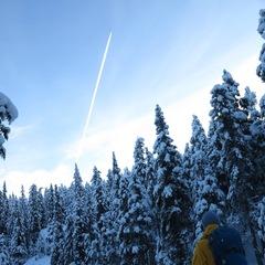 Jakten på Spines - Nikolai Schirmer og Lars Andreas Nilsen sesongen 2013 i Alaska - ©Nikolai Schirmer