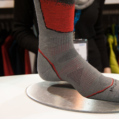 Smartwool Ski Compression Ultra Light Sock.