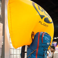 The Backcountry Access Float Airbag remains unchanged except for new color schemes. BCA is now focusing on education and prevention for backcountry travelers.