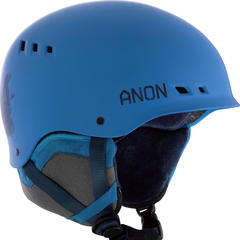 The Talon helmet from Anon features a Boa 360 Fit System, Endura-Shell ABS Construction and is SkullCandy ASFX Audio Compatible.