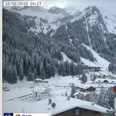 Arabba Marmolada - webcam 12.02.13