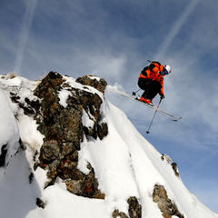 Point neige dans le Jura (14/02/2013)