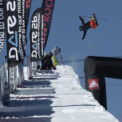 OTS interview with UK freeskier James Machon - ©Will Bremridge/BRITS