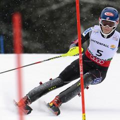 Quelle classe à seulement 17 ans / Slalom, Schladming 2013 - ©Alexis Boichard / Agence Zoom