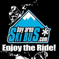 The Bay Area Ski Bus picks skiers and boarders up at 11 different stops around the Bay Area/SF area and takes them to ski the slopes of Lake Tahoe.