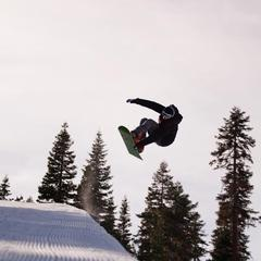 Northstar California opens their new 22' Shaun White signature Superpipe