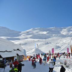 Piau Engaly ski area