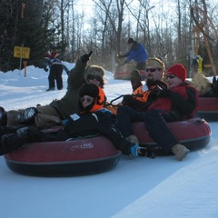 Tubing at Christie Mountain. - ©Christie Mountain