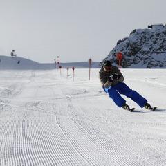 Skitechnik Bilder